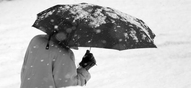 İlkbahar günleri sona erdi: Kar yağacak