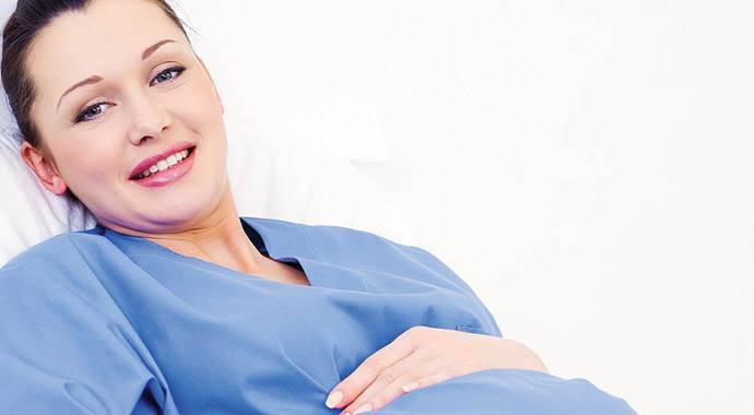 Sezaryen doğumda kısırlık riski olabilir