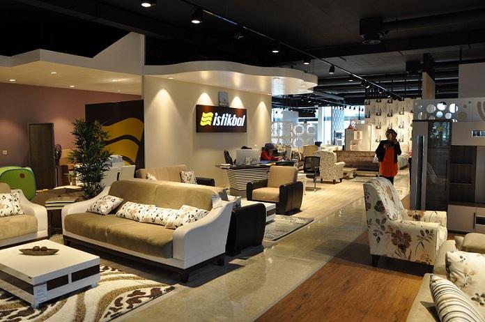 İstikbal mobilya Zürih'de