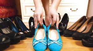 Ayakkabıyı 2 gün üst üste giymeyin