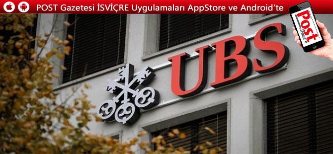 UBS, Avrupa'daki büyük bankaların birleşebileceğini öne sürdü