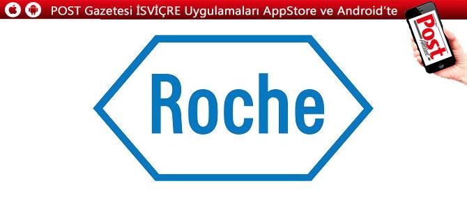 Roche'un 2017 satışları yüzde 5 arttı
