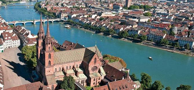 Basel'i keşfedin
