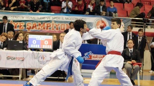 42. Avrupa Karate Şampiyonası Zürih'te