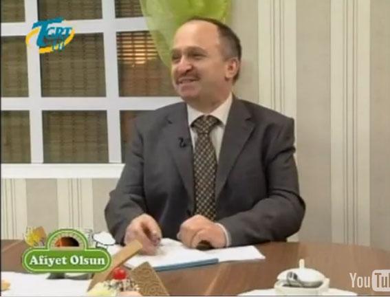 Afiyet Olsun /Ahmet Sınıcı / TGRT EU