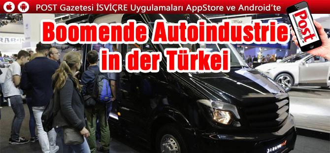 Türkische Fahrzeugbauer schalten einen Gang höher