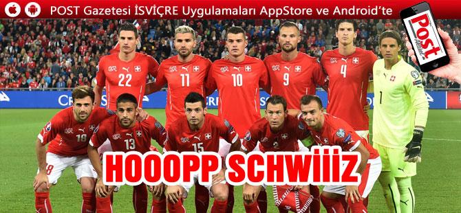 Portekiz-İsviçre maçı saat 20.45'te