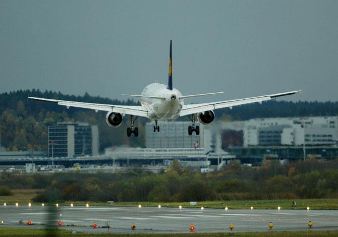Zürih Havalimanı 25 milyon yolcuyu aştı