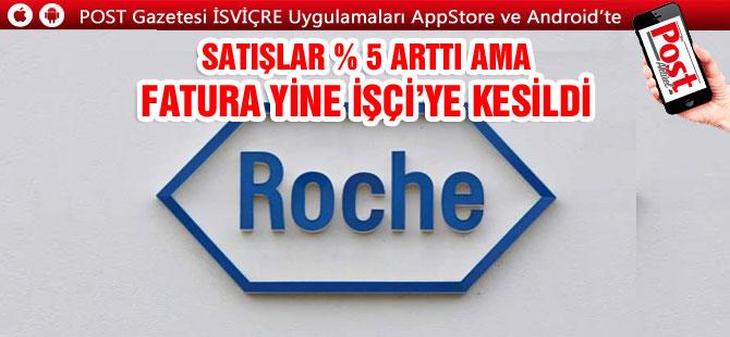 Roche 235 Kişiyi işten çıkarılacak