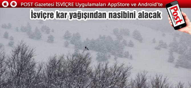 MeteoNews'dan kar yağışı uyarısı