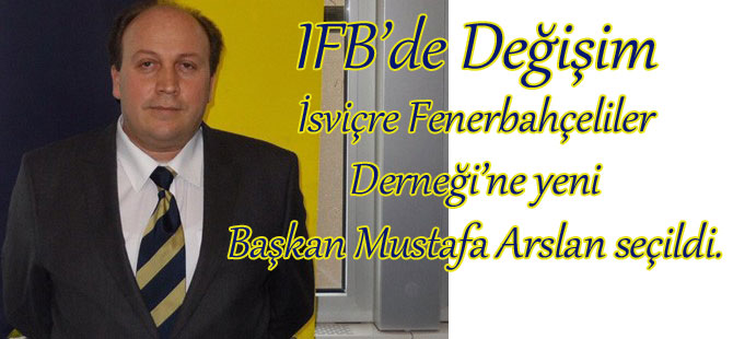 İsviçre Fenerbahçeliler Derneği 7, Olağan genel Kurulu yapıldı