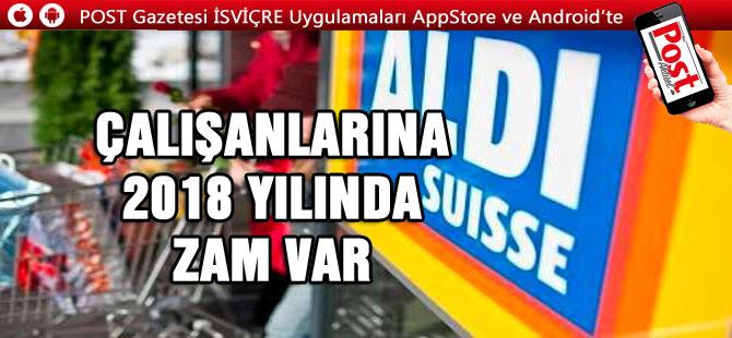 Aldi'den çalışanlarına ZAM VAR/ Rakiplerini Maaş konusunda geçti