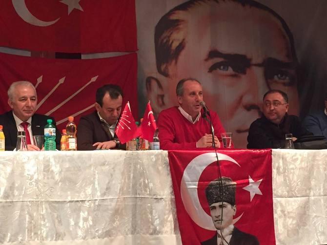 CHP İsviçre Birliği 2 Panel düzenledi