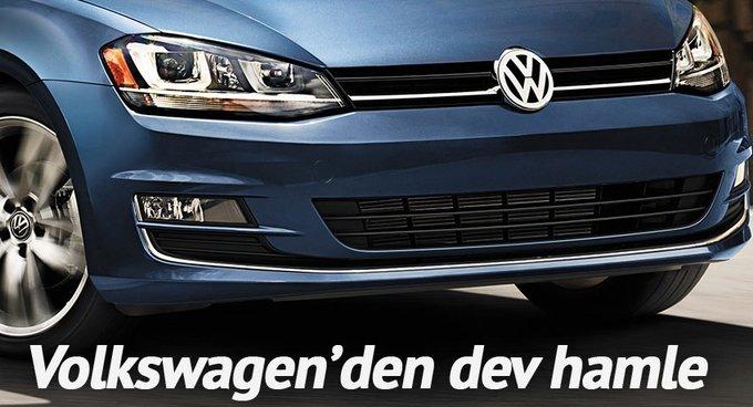 Volkswagen, Türkiye'de minibüs üretecek