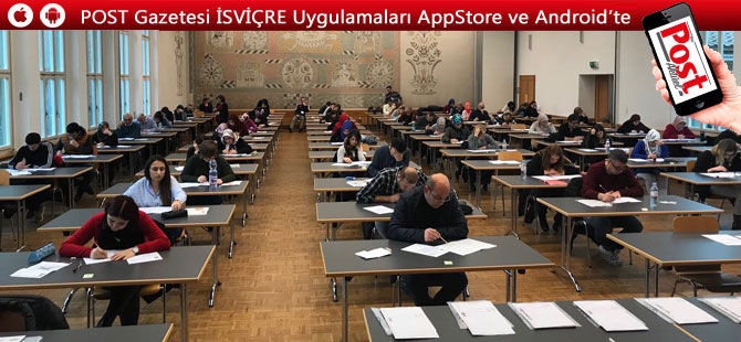 Anadolu Üniversitesi BAP sınavı yapıldı