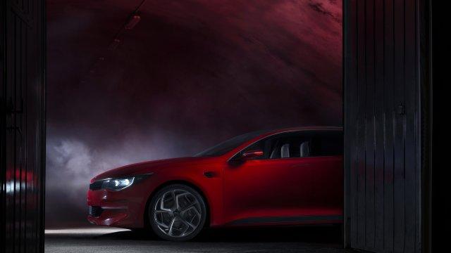 Kıa'nın Yeni Konsept Otomobili Cenevre'de Beğenisine Sunuldu