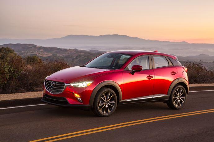 Mazda Cenevre'de yeni modellerini tanıtıyor