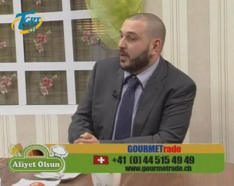 Afiyet Olsun/ Erkan Okumuş / TGRT EU
