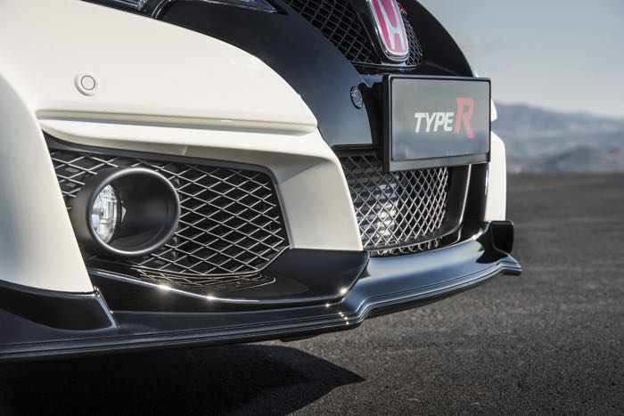 Yeni Honda Civic Type R Cenevre Yolunda