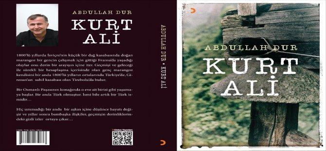 ''Kurt Ali'' kitabını piyasaya sürdü