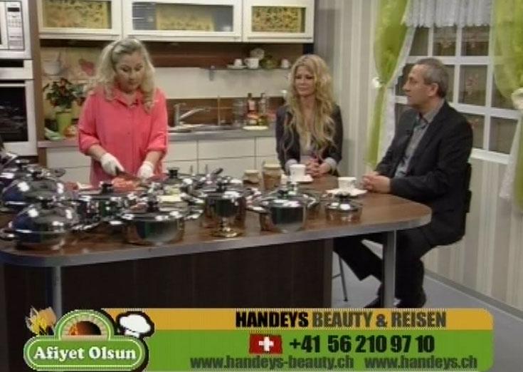 Handeys Reisen+Beauty / Afiyet Olsun/ TGRT EU