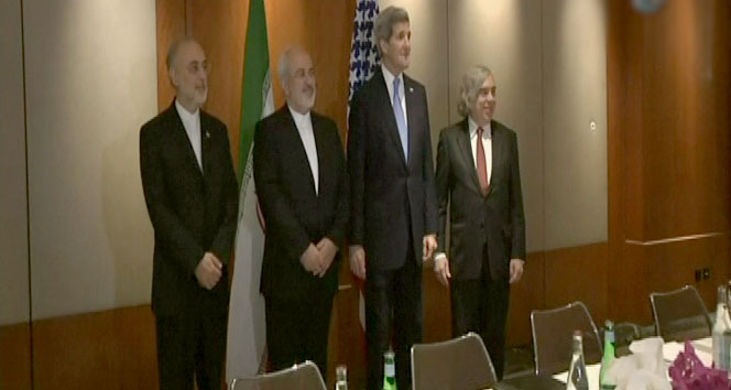 ABD ve İran Dışişleri Bakanları Cenevre'de buluştu