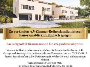 Reinach'ta (AG) satılık ev