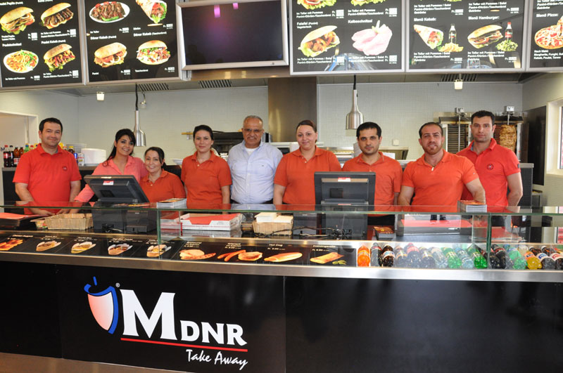 Lezzetin yeni üssü: MDNR Take Away
