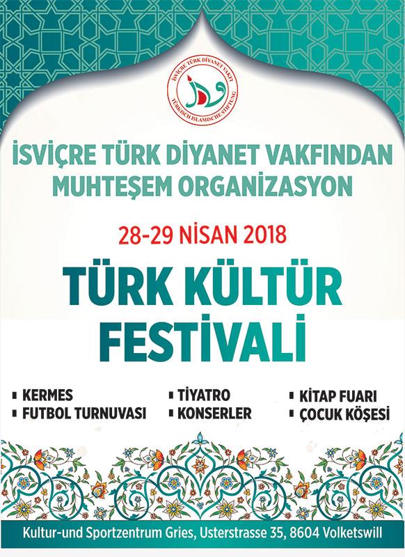 İTDV Türk Kültür Festivaline Hazırmısınız?