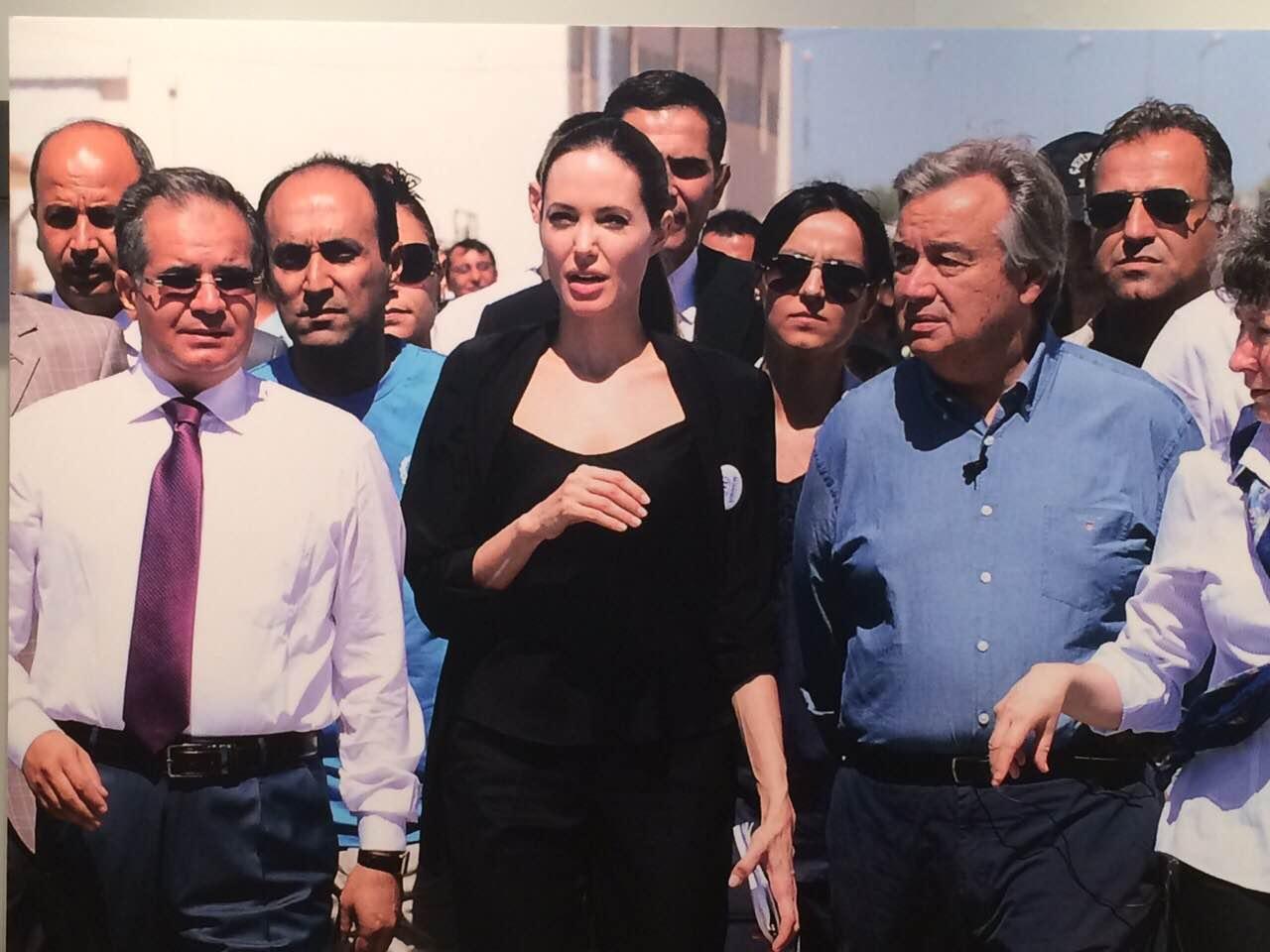 """BM'de """"Güvenli Liman Türkiye"""" sergisi"""