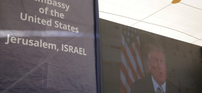 EDU Partisi Büyükelçiğinin Kudüs'e taşınmasını istiyor