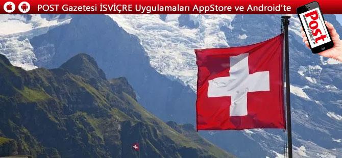 İsviçre'de her iki kişiden biri durumundan memnun………