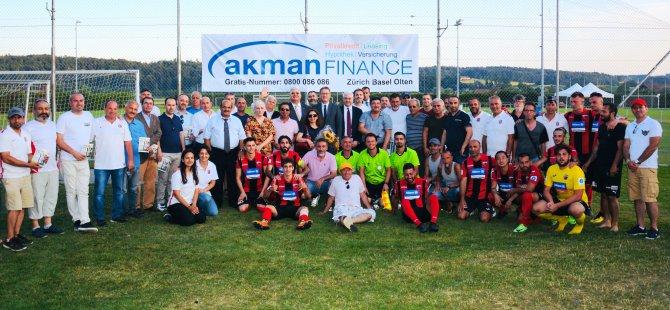 Büyükelçilik Kupası Şampiyonu Bosporus Bern