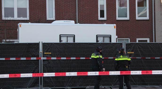 Gurbette 3 Türk bir evde ölü bulundu