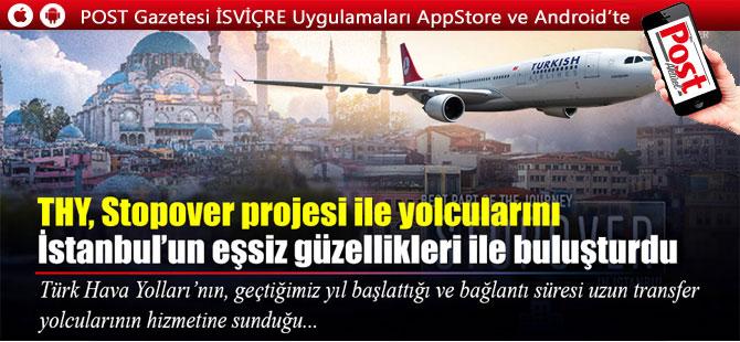 THY, 14 Bin Yolcusunu İstanbul İle Buluşturdu