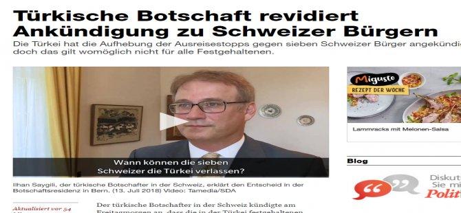 İsviçre basını kafaları karıştırdı