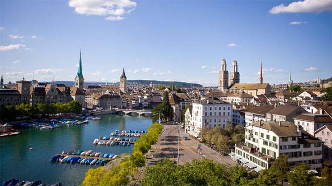 İsviçre'de nüfus 100 bin daha arttı