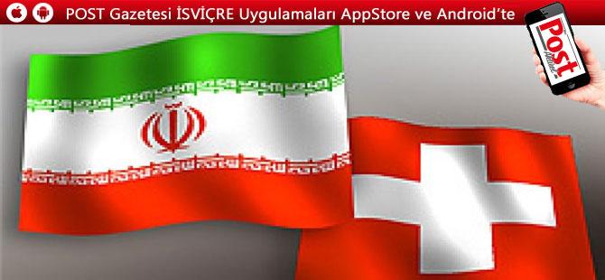 İsviçre, İran'la ticaret için yakınlaşmaya çalışıyor