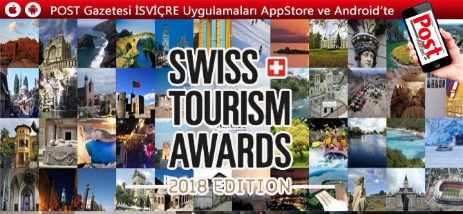 İsviçre Turizm Ödülleri, Tatil Fuarı'nda veriliyor