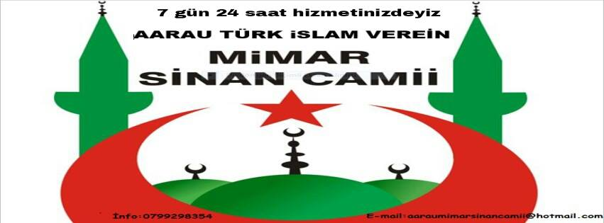 Mimar Sinan Camii etkinlikte yarışıyor