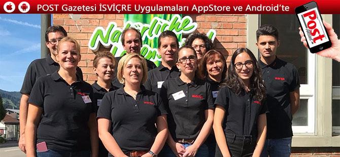 Morga Bio'da Türk ürünlerine büyük ilgi