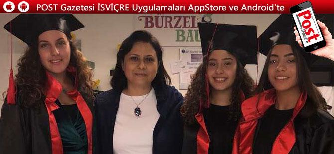 Urdorf  Türk Aile birliği mezunlarını verdi