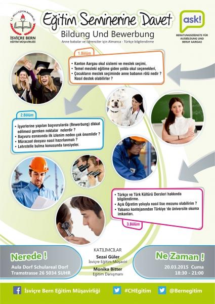 Aargau´da Eğitim semineri