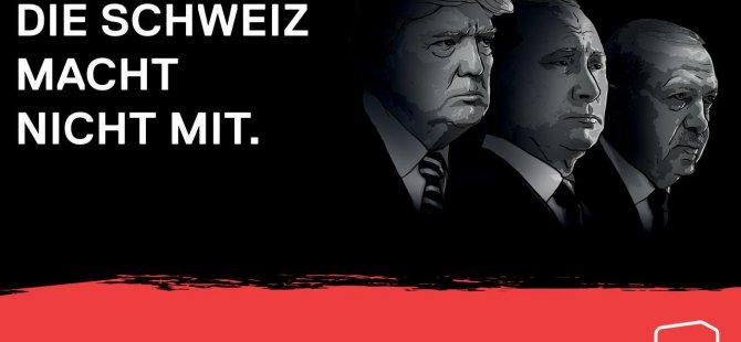 SP'den tartışmalı seçim afişi