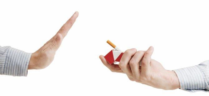 ''Sigaranın Esiri Olmayın; Sigara Sizin Esiriniz Olsun''