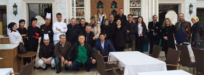TİSAB üyelerinden İstanbul çıkarması
