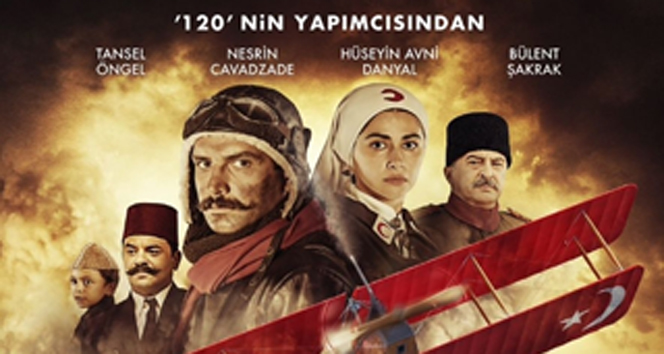 Türkiye'nin en pahalı filmi vizyonda /VİDEO