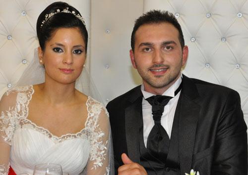 Elif ve Halil Yalçın - Murat ve Zeynep Keskin- Betül ve Kerem Özkaya'nın düğün törenleri