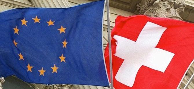 İsviçre, AB'nin göçmen kotası sistemine katılmak istiyor