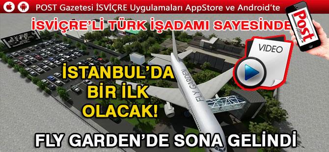İSTANBUL'DA BİR İLK OLACAK!